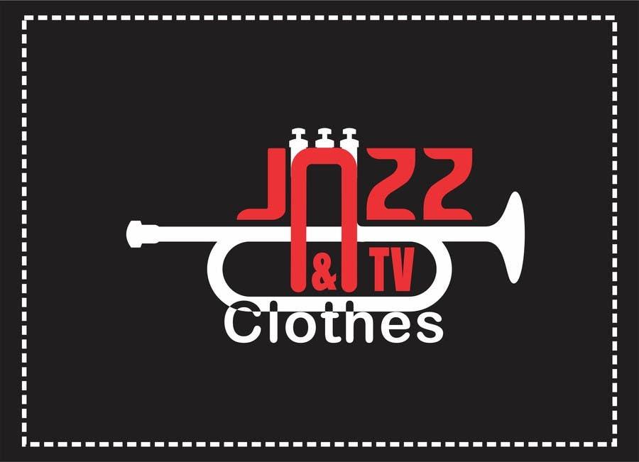Proposition n°52 du concours Logo design for Jazz & Tv Clothes