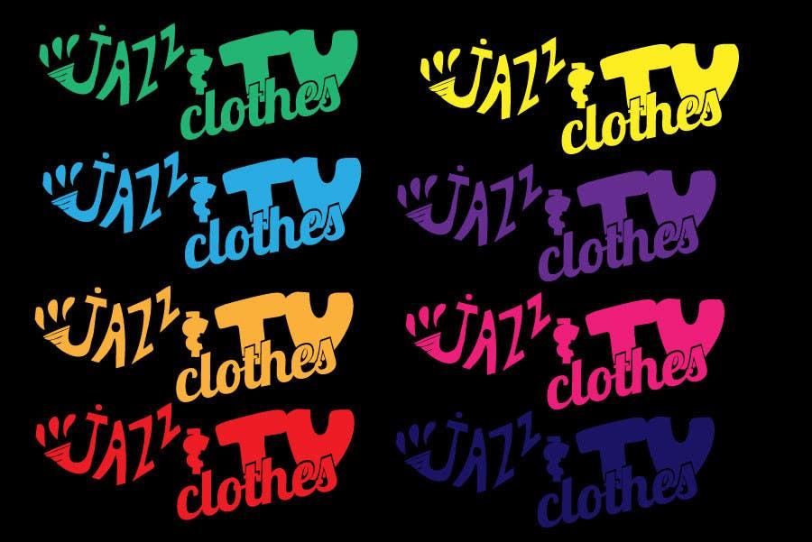 Kilpailutyö #11 kilpailussa Logo design for Jazz & Tv Clothes
