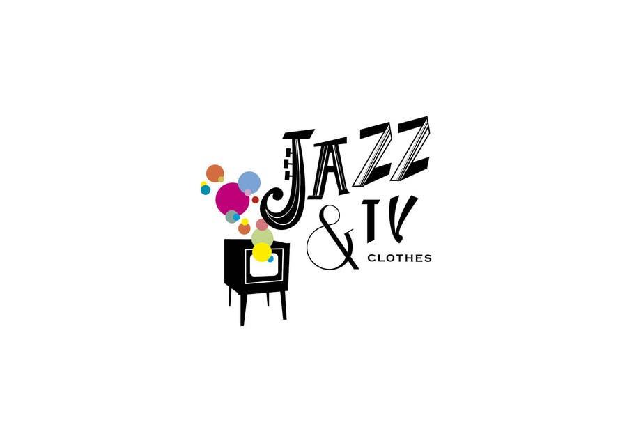 Kilpailutyö #48 kilpailussa Logo design for Jazz & Tv Clothes