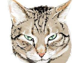 elinavarro tarafından Make An Illustration (Vector or Hand Drawn) of My Cat için no 3
