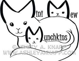 #1 for Design a Logo for MiniMew Munchkins by ashleyknapp