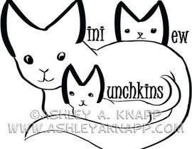 Nro 1 kilpailuun Design a Logo for MiniMew Munchkins käyttäjältä ashleyknapp