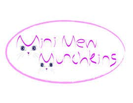 #34 for Design a Logo for MiniMew Munchkins af rasithagamage