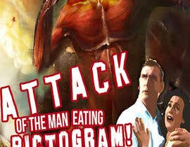 nº 1 pour Attack of the man eating pictogram! par linxoo