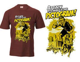 #13 for Attack of the man eating pictogram! af dsgrapiko