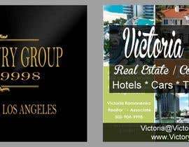 #26 for Design some Business Cards for Victory Luxury Group by moun06