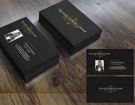 #15 untuk Design some Business Cards for Victory Luxury Group oleh marcelog4