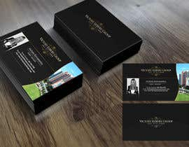 #19 untuk Design some Business Cards for Victory Luxury Group oleh marcelog4