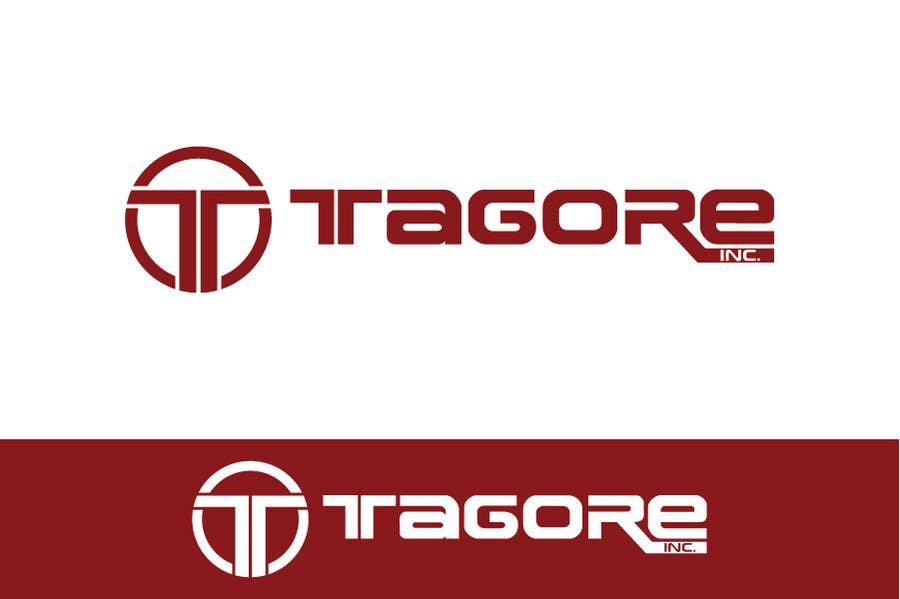 Proposition n°                                        99                                      du concours                                         Design a Logo for Tagore Inc.