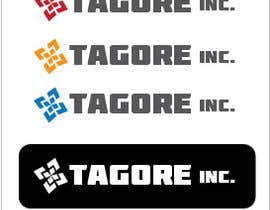 nº 78 pour Design a Logo for Tagore Inc. par elunar