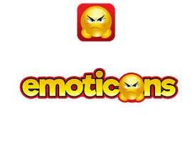 Nro 25 kilpailuun Design a logo for a mobile app called Emoticons käyttäjältä stevenadjibi