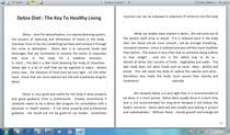 Contest Entry #7 for Write some Articles for Rawfood / Detox