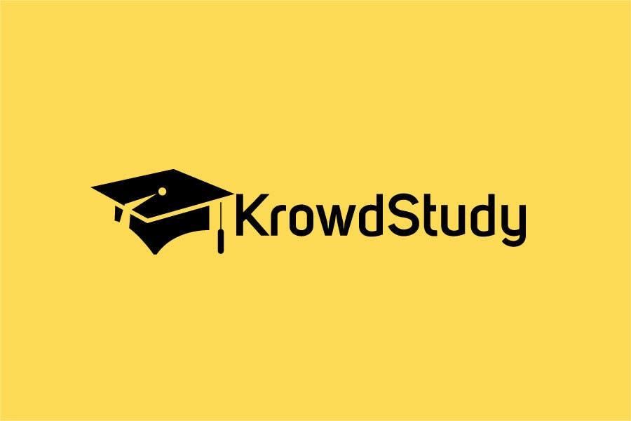 Inscrição nº 22 do Concurso para Design a Logo for KrowdStudy