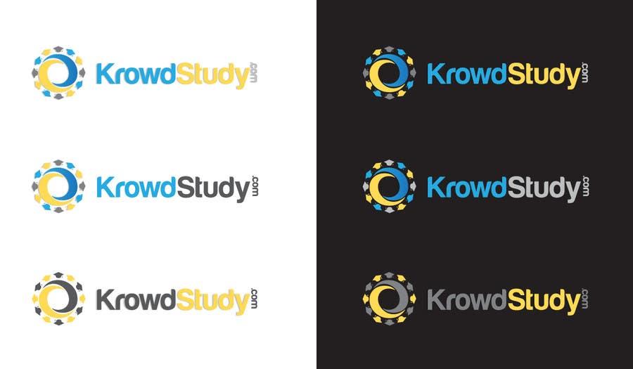Inscrição nº 24 do Concurso para Design a Logo for KrowdStudy