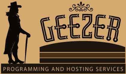#9 for Design a Logo for Geezers by kcsoftware