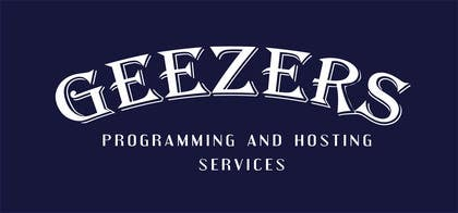 #20 for Design a Logo for Geezers by anaung