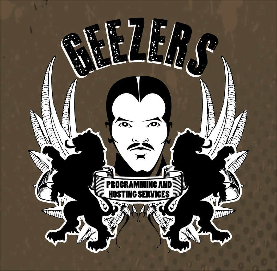 #2 for Design a Logo for Geezers by dimitarnaumovski