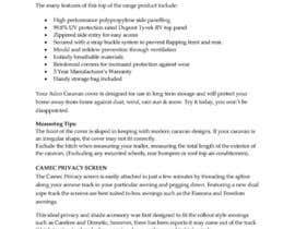 Nro 19 kilpailuun Rewrite Product Descriptions käyttäjältä georgiaphelps