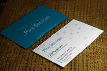 Contest Entry #36 for Business Cards for our company