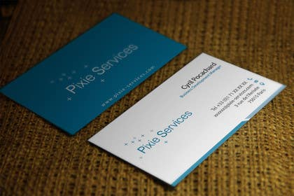 #38 for Business Cards for our company by HammyHS