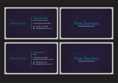 #44 for Business Cards for our company by loekkyha8123
