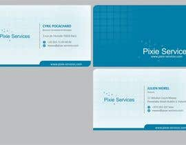 #71 untuk Business Cards for our company oleh loekkyha8123