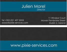 #68 untuk Business Cards for our company oleh kropekk