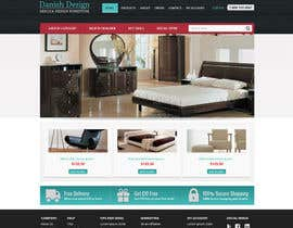 #6 for Design a Website Mockup for new furniture center in Thailand af Pavithranmm