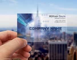 Nro 26 kilpailuun Need a business card for a software architect käyttäjältä riaz2016
