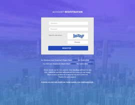 #7 for need a html redesing for signup page by cntgroup