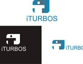 """Nro 7 kilpailuun Design logo """" iTURBOS """" käyttäjältä arddyant"""