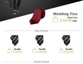 Nro 11 kilpailuun Design a Website Mockup käyttäjältä Deveshyadav583