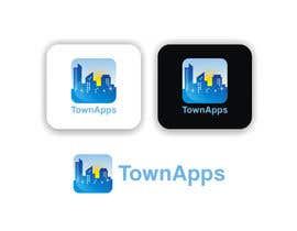 nº 38 pour Logo for TownApps par Superiots