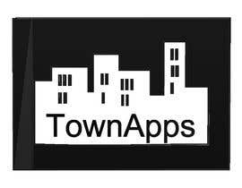 #42 for Logo for TownApps by usmanimran5