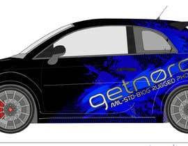 dulphy82 tarafından Design (improve) car livery için no 22