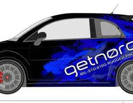 dulphy82 tarafından Design (improve) car livery için no 23