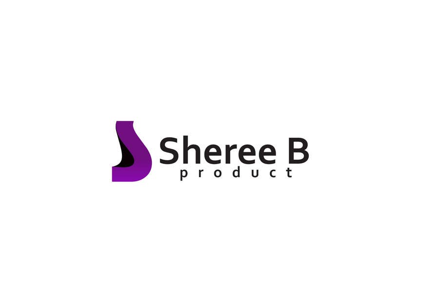 """Intrarea #168 pentru concursul """"Logo Design for Sheree B Product Design"""""""