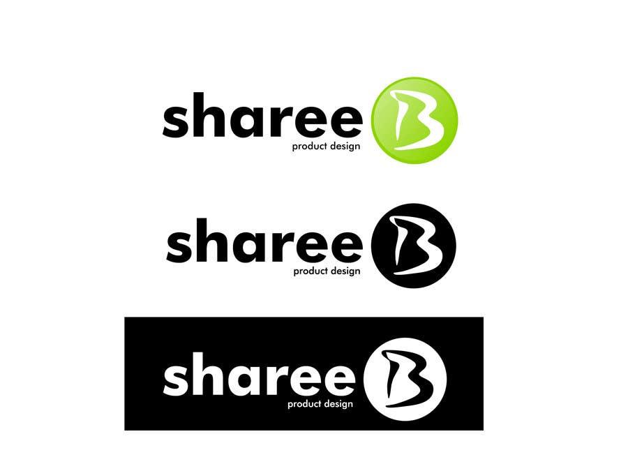 """Intrarea #11 pentru concursul """"Logo Design for Sheree B Product Design"""""""