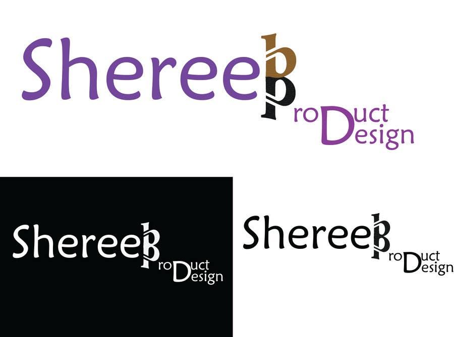 Intrare concurs #41 pentru Logo Design for Sheree B Product Design
