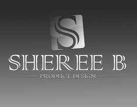#58 para Logo Design for Sheree B Product Design por Vorksi
