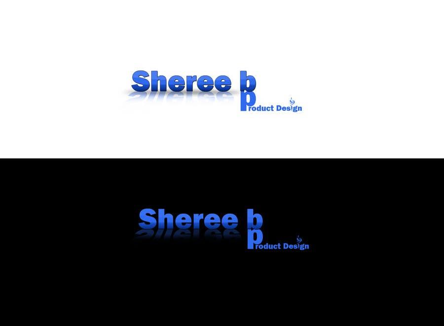 Конкурсная заявка №37 для Logo Design for Sheree B Product Design