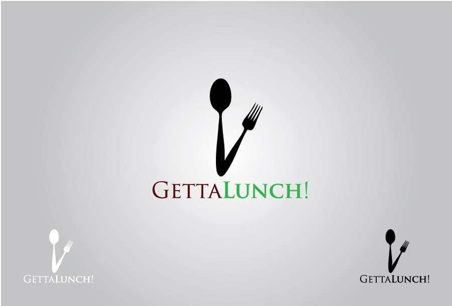 Contest Entry #8 for Design a Logo for GettaLunch!