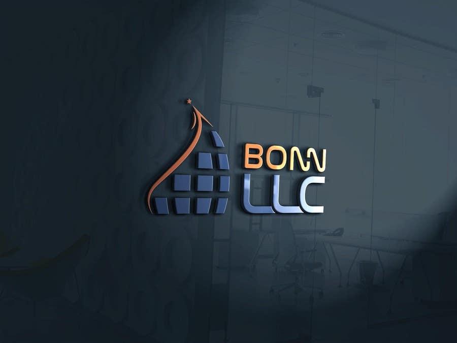 Penyertaan Peraduan #                                        13                                      untuk                                         Bonn LLC logo design
