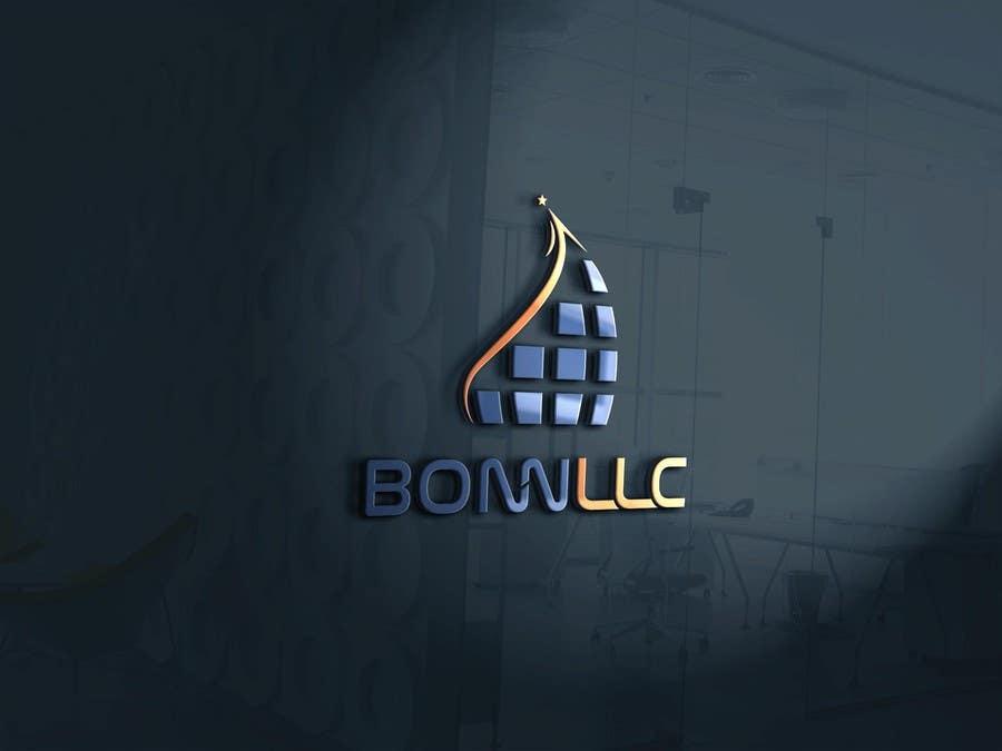 Penyertaan Peraduan #                                        33                                      untuk                                         Bonn LLC logo design