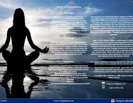Nro 7 kilpailuun Design a brochure: private yoga teaching käyttäjältä UmaGuru