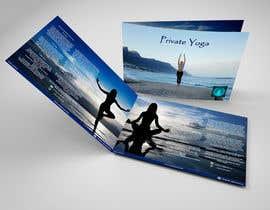 Nro 8 kilpailuun Design a brochure: private yoga teaching käyttäjältä UmaGuru