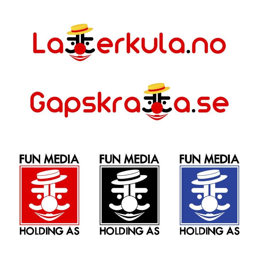 Penyertaan Peraduan #9 untuk Three logos