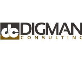 Nro 1 kilpailuun Design a Logo for Digman Consulting LLC käyttäjältä VACLOGO