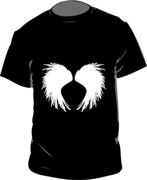 #3 for Design 5 T-Shirts for LoveTees.Org by iconwebservices