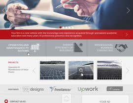 Nro 1 kilpailuun Design Website käyttäjältä Kuzmanovic